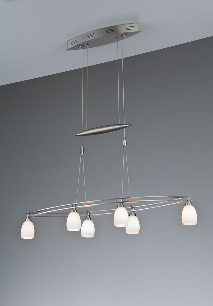 Contemporary Chandeliers Holtkoetter
