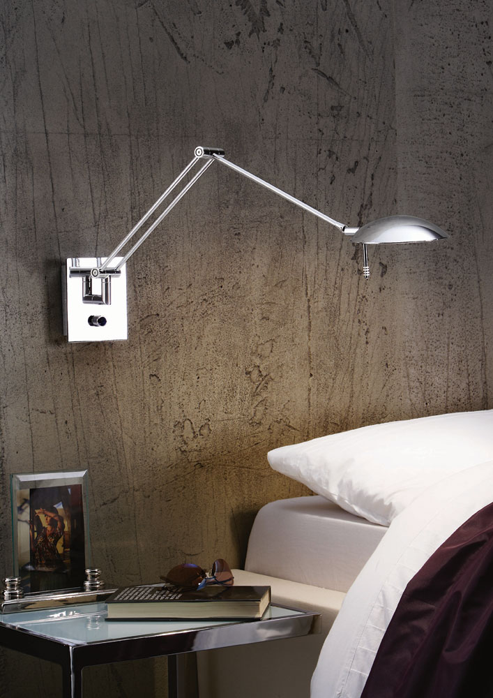 Wall Swing Arm Sconces Holtkoetter