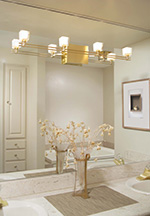 Lighting for Bathroom - Holtkoetter