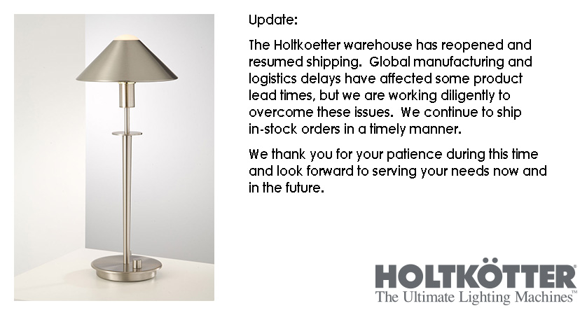 Holtkoetter The Ultimate Lighting, Holtkoetter Floor Lamps
